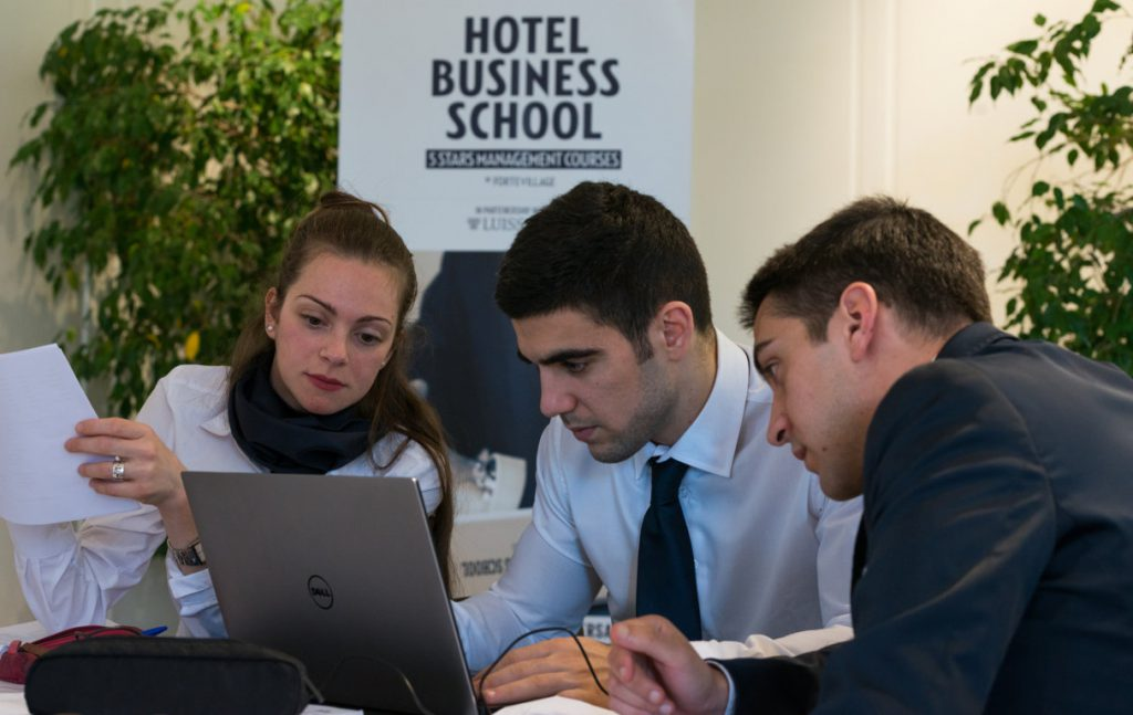 Hotel Business School - School Gallery