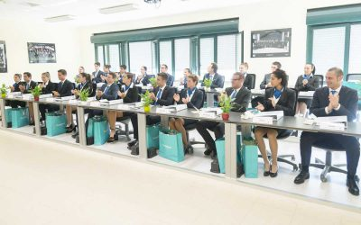 Opening Day Master Five Stars Hotel Management – 12th edition